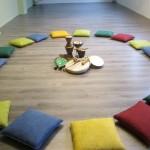 Gaudir el nou espai de dansa d'Océano que danza de Barcelona